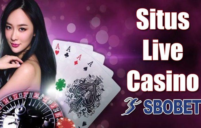 Situs Live Casino Sbobet